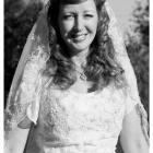 Redesigned wedding dress