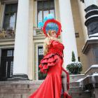 Bettie Blackheart - Black Valentine costume