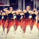 Muodostelmaluistelu asut / Synchronized skating outfits